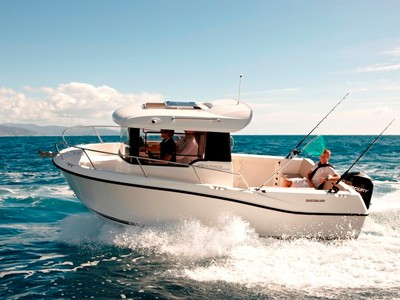Produktebild Quicksilver Pilothouse 605