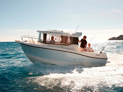 Produktebild Quicksilver Pilothouse 675