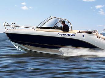 Produktebild FLIPPER 605 WA