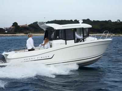 Produktebild Merry Fisher Marlin 669 in fahrt