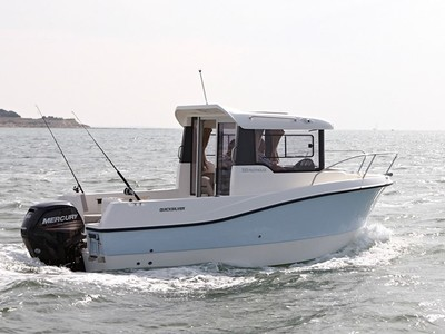 Produktebild Quicksilver Pilothouse 555